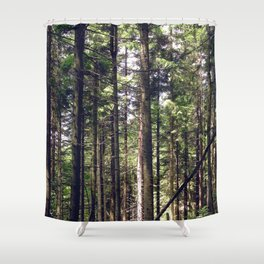Magic Forest Shower Curtain