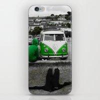 volkswagen iPhone & iPod Skins featuring #volkswagen#surf by Aurian82
