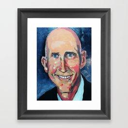 Taliban Republican: Rick Scott Framed Art Print