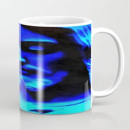 Blue Jesus Coffee Mug