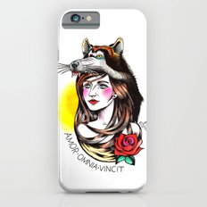 Chica Lobo Slim Case iPhone 6s