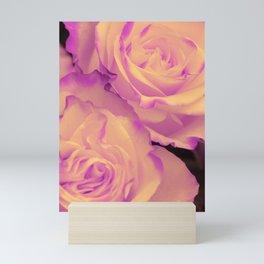 Romantic roses(5). Mini Art Print