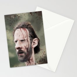 Rick Grimes Stationery Cards