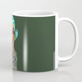 Never Trust a Monster Coffee Mug