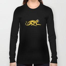Space Monkey Long Sleeve T-shirt