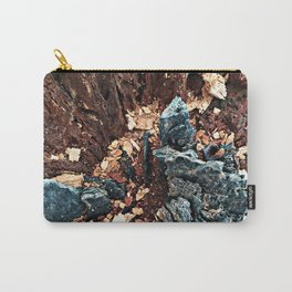 A tree asking, would you explore with me? Carry-All Pouch