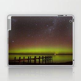Aurora Boreal Lakeside Laptop & iPad Skin