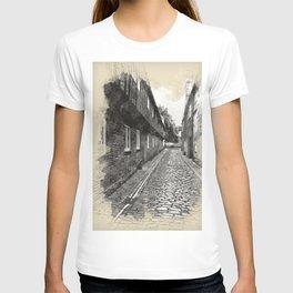 St Margaret's Lane, King's Lynn T-shirt