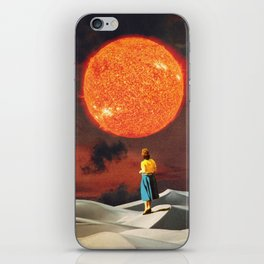 Your Heart Is The Sun iPhone Skin