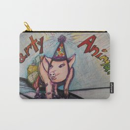 Pig-Party Animal Carry-All Pouch