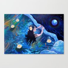 Starseed Canvas Print
