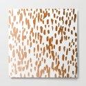 Copper Brushstrokes #society6 #decor #interiors by 83oranges