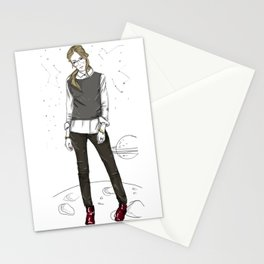 Cubicle Coma  Stationery Cards