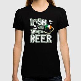 Funny St Patricks Day Shirt T-shirt