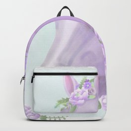The Purple Horse Backpack