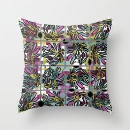 Springy Spring Throw Pillow