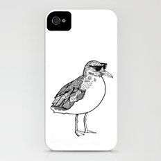 cool Seagull iPhone (4, 4s) Slim Case