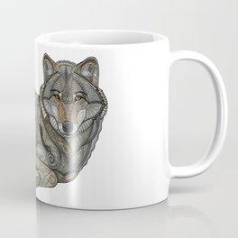 Norse Wolf Coffee Mug
