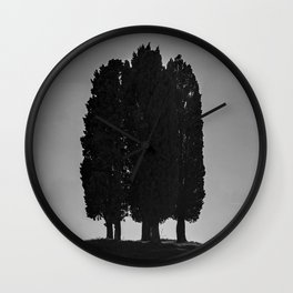 Places beyond space and time - Original Photograph Wall Clock