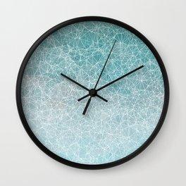 Polygonal A3 Wall Clock