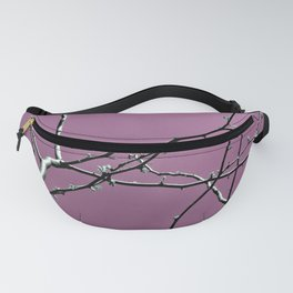 Reaching Violet Fanny Pack