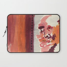 What You Say & What You Mean Laptop Sleeve