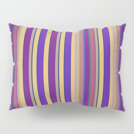 awning stripe Pillow Sham