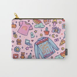 All the Fun Things Carry-All Pouch