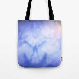 To Merge With Source Tote Bag