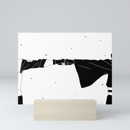 Hatake Mini Art Print