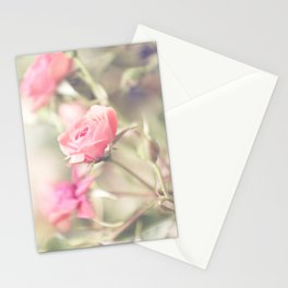 Kiss from a rose Stationery Cards