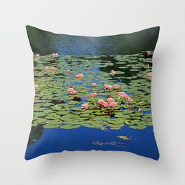 Oh Those Memories Throw Pillow