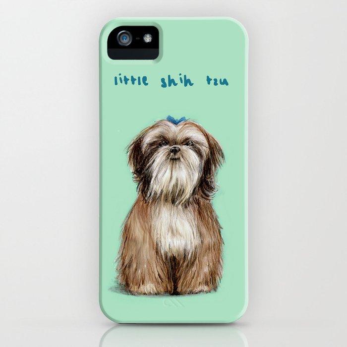 Shih Tzu iPhone Case
