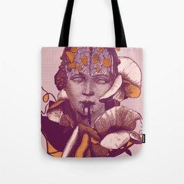 Mythical evolution Tote Bag