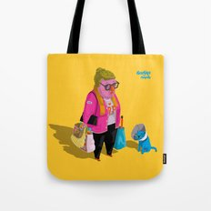 Greetings from Hungary Tote Bag