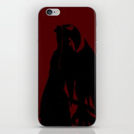 Devilman Crybaby iPhone Skin