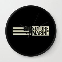 Future Marine Wall Clock