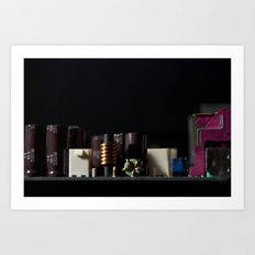 Circuit City Art Print