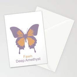 Ulysses Butterfly 9 Stationery Cards