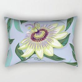 Passion Flower Rectangular Pillow
