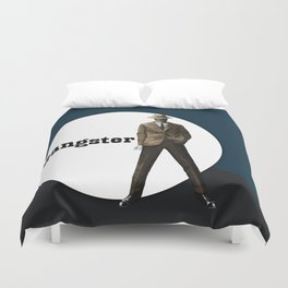 Gangster Duvet Cover