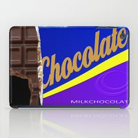 chocolate iPad Cases featuring Chocolate by Nicklas Gustafsson