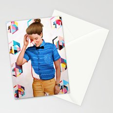 Mon Stationery Cards