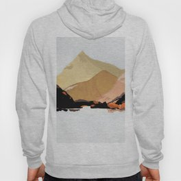 mountains abstract 2 Hoody