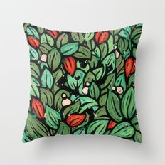 Orixás - Ossae Throw Pillow