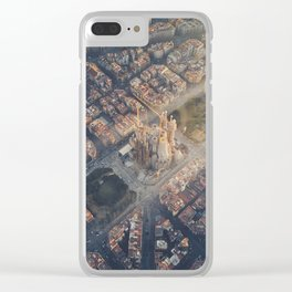 Let there be light! Clear iPhone Case
