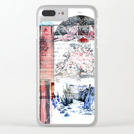 Sunning Clear iPhone Case
