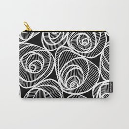 Midnight Roses Carry-All Pouch