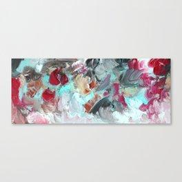 Brush Wave Canvas Print