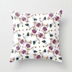 Hands arabesque Throw Pillow